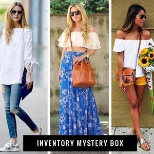 Spring Summer Inventory Mystery Box Reposhing Gift